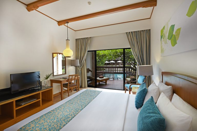Woodlands Hotel & Resort : Accommodation