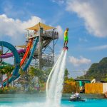 Woodlands Hotel & Resort : Ramayana Water Park