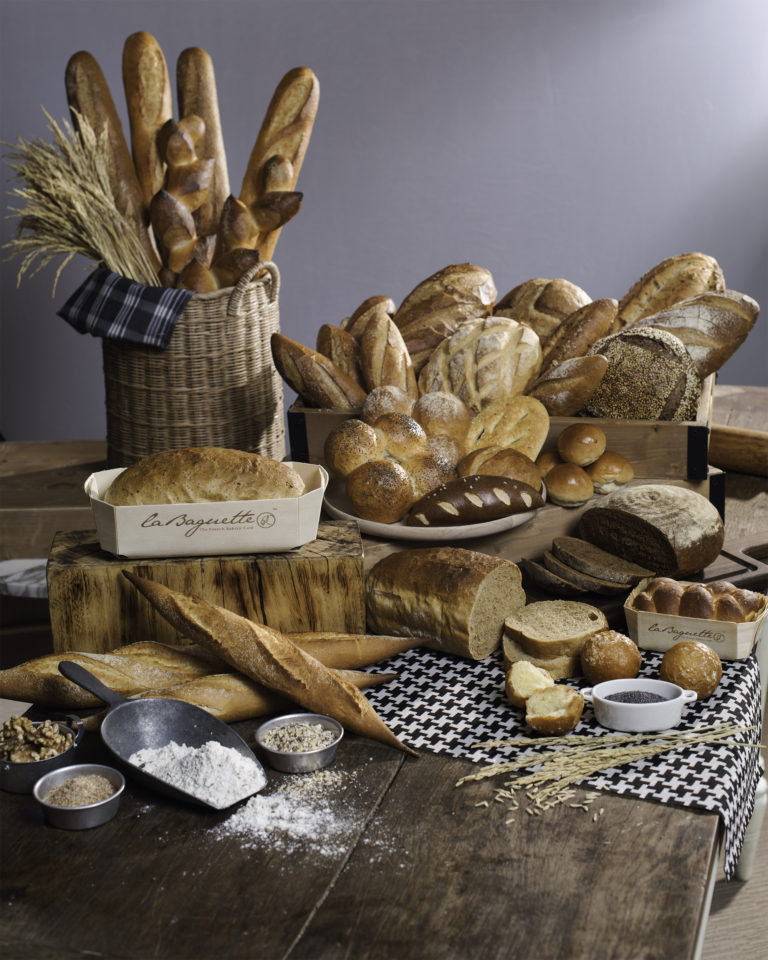 Woodlands Hotel & Resort : La Baguette French Bakery