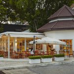 Woodlands Hotel & Resort : Restaurant